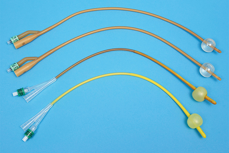 how to use a hydrosil catheter
