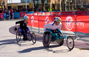 Athletes competing in wheelchairs (Michaelpuche / Shutterstock.com)